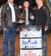 Future Fortunes Youth Champion: Carly Taylor