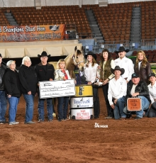 Juvenile Sires Slots' Champion: Tinys Stormy Weather - $25,000
