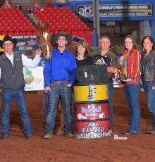 2019 Amateur Futurity World Champion