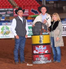2019 Senior Select Futurity Champion